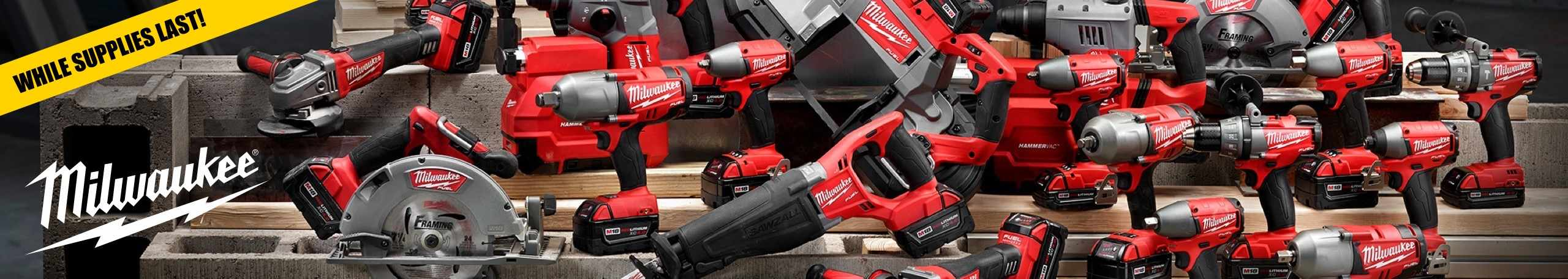 Shop Milwaukee power tools at Manchester Hardware