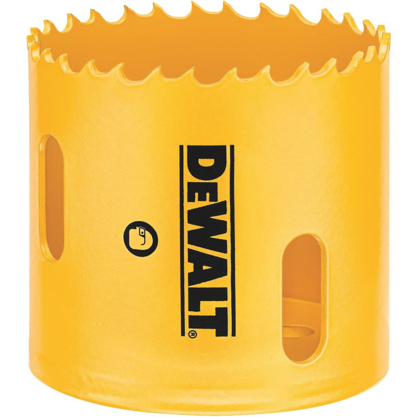 DeWalt 2-1/8 In. Bi-Metal Hole Saw Image 1