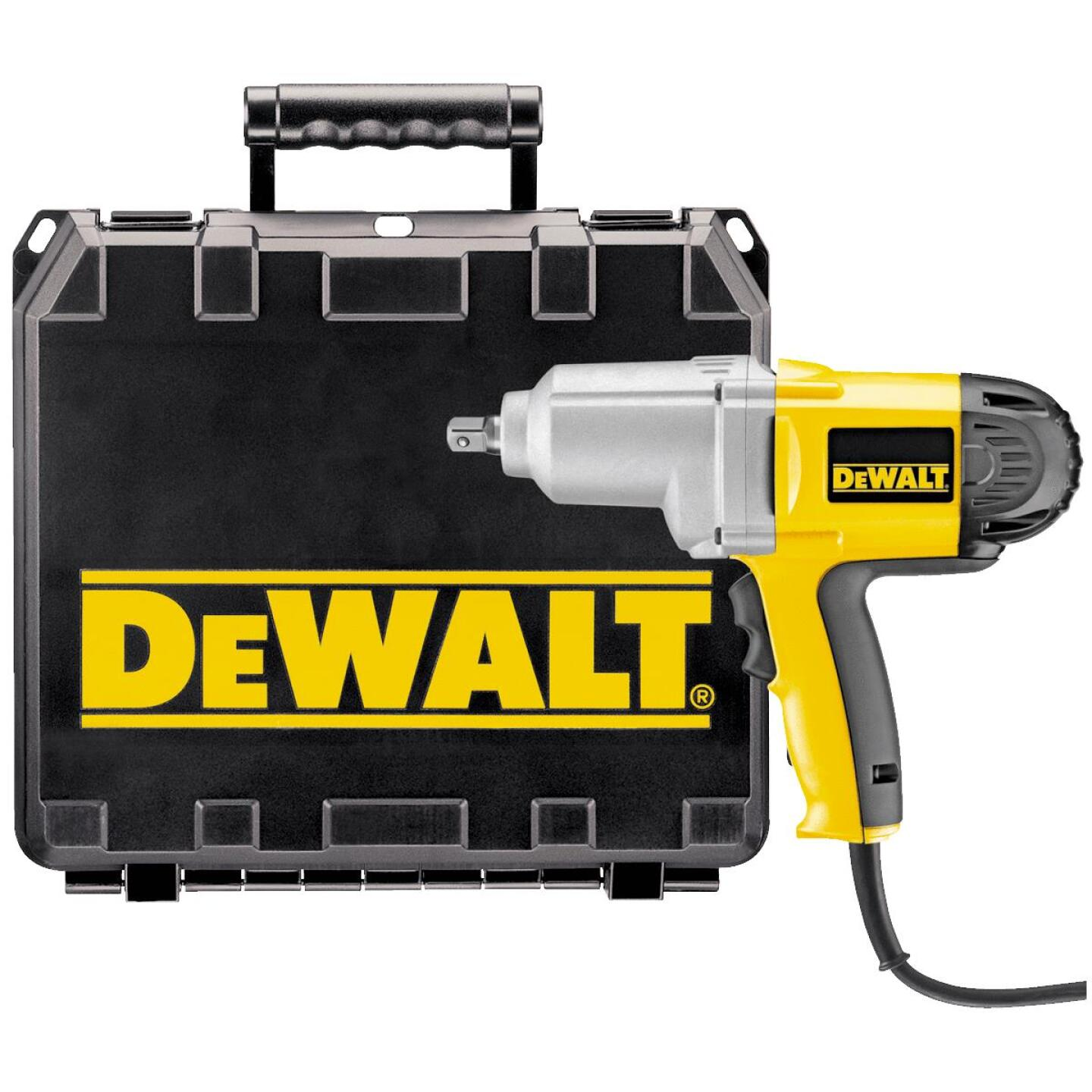 DeWalt 1/2 In. Impact Wrench with Detent Pin Anvil Image 2