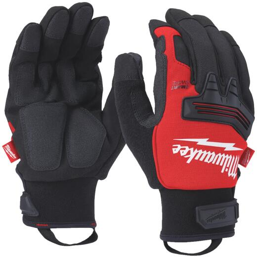 Milwaukee Men's XL Synthetic Winter Demolition Glove