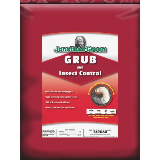 Jonathan Green 8 Lb. Ready To Use Granules Grub & Insect Control, 5000 Sq. Ft. Coverage